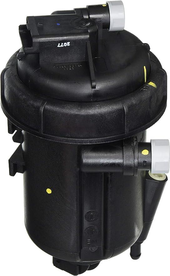 Filtro gasolio completo scatola con filtro carburante compatibile con 1901.65 1901.A5 /Ø13,9 mm /Ø78,4 mm L65,5 mm C43035 AERZETIX