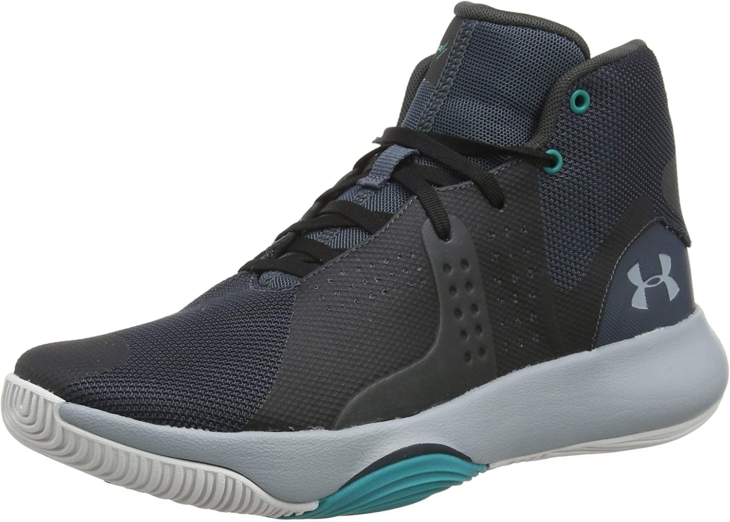 Under Armour Mens Anomaly Basketball Shoes