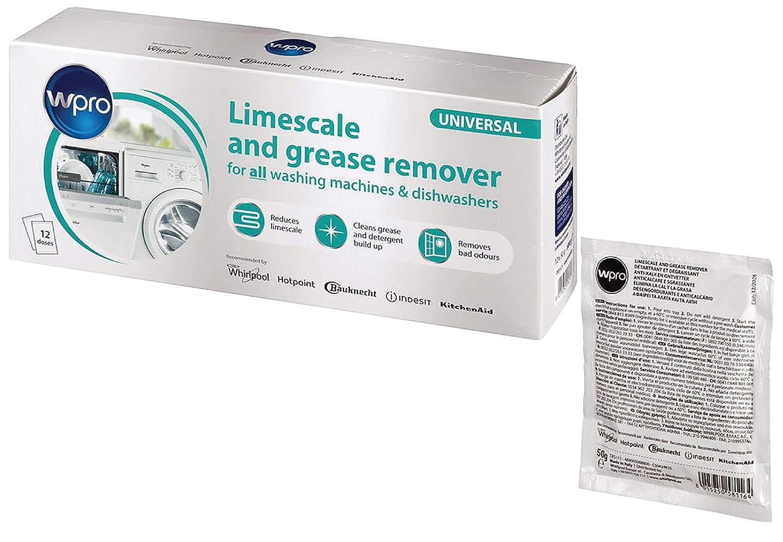 Wpro Lavavajillas/lavadora Descalcificador 600 g: Amazon.es ...