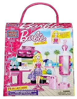 Mega Bloks 80211U - Barbie Stand Accessori per Capelli Mattel Italy s.r.l. DBM34