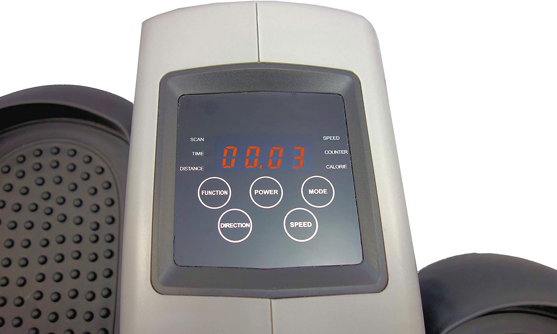 FLEXXI NEW POWER Compact Premium Quality Electrcially Powered Elliptical Trainer