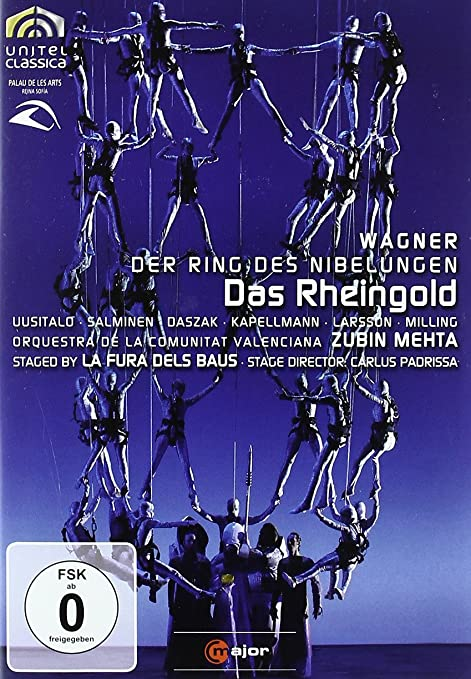 Amazon.com: Wagner: Der Ring Des Nibelungen: Juha Uusitalo ...