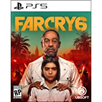 Far Cry 6 - 13200 PlayStation 5 Games and…
