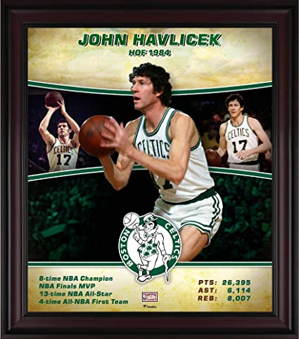 2198e6fac33 Image Unavailable. Image not available for. Color  John Havlicek Boston  Celtics ...
