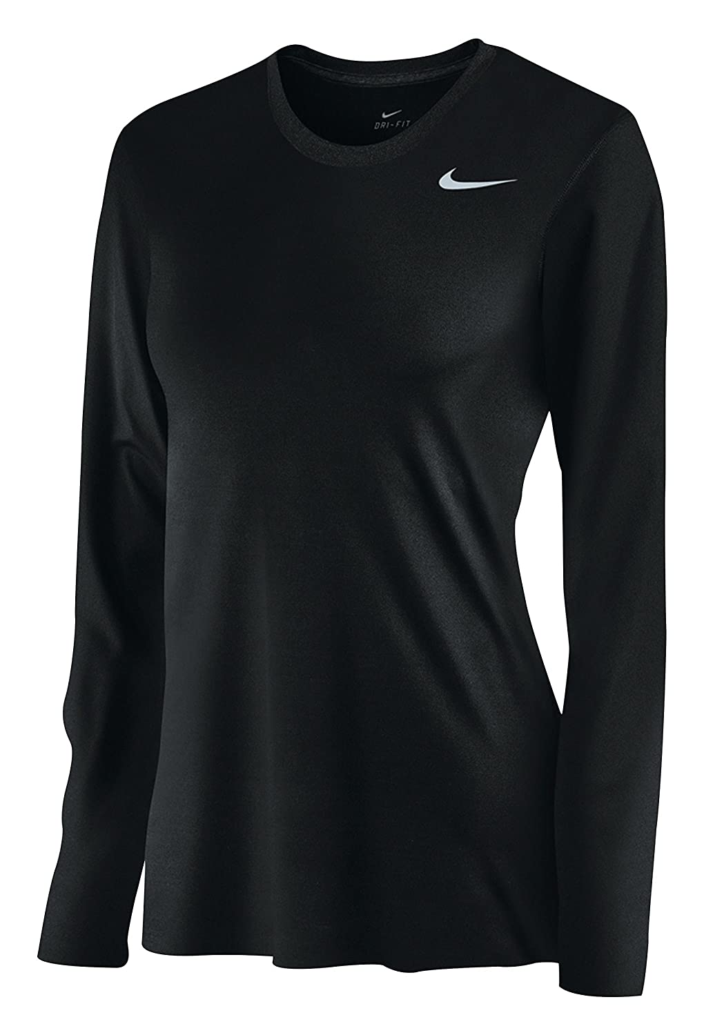 d0c57245 Amazon.com: Nike Womens Dri-Fit Fitness Workout T-Shirt: Clothing