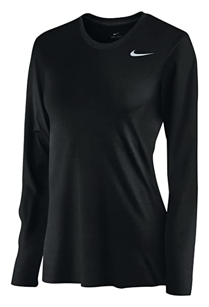 f0c2268fb Amazon.com: Nike Womens Dri-Fit Fitness Workout T-Shirt: Clothing