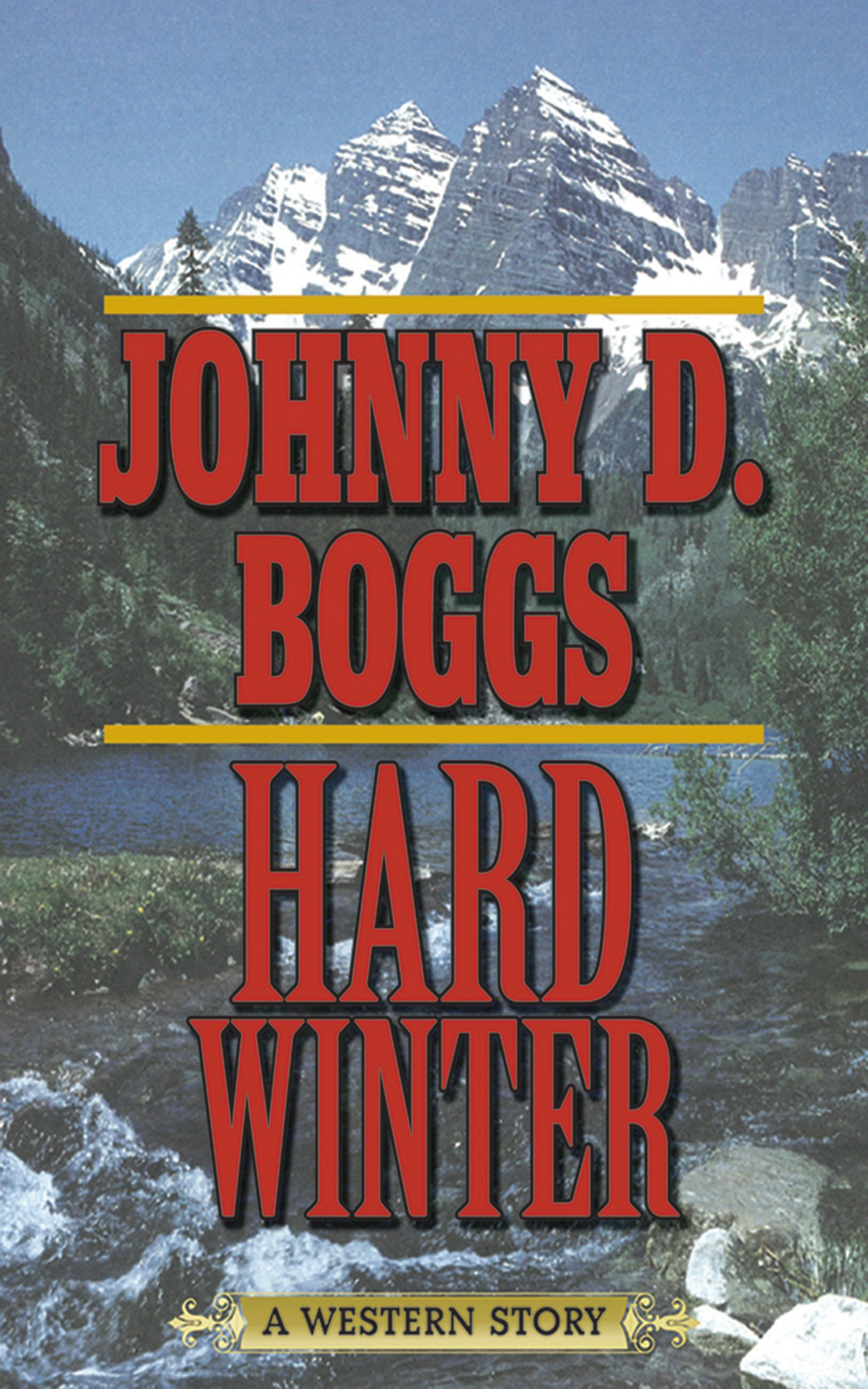 Download Hard Winter: A Western Story pdf epub