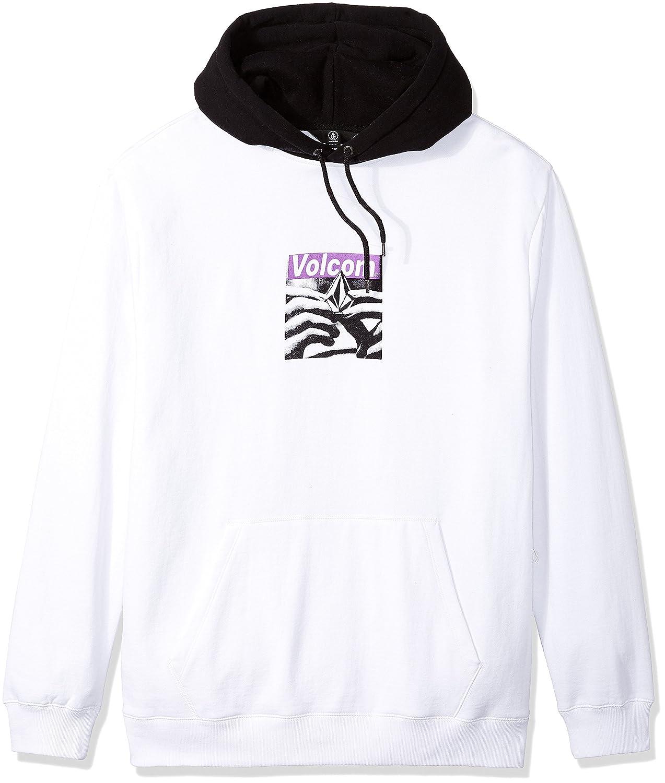 Volcom Men's Reload Pullover Hooded Fleece A4121802