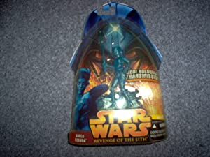 Star Wars Revenge of the Sith Aayla Secura Hologram Action Figure