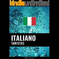 Tarjetas en italiano: 800 tarjetas importantes italiano-español y español-italiano (Spanish Edition)