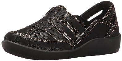 e6640483e76 Amazon.com  Clarks Women s Sillian Stork Fisherman Sandal  Shoes