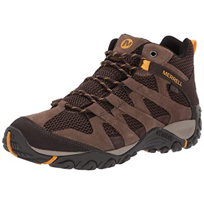 Merrell Men's Alverstone Mid Waterproof Hiking Shoe | Hiking Boots
