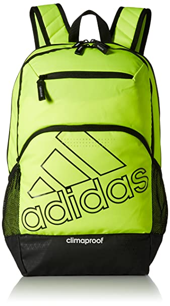 promo code 7841e 3fc3e adidas Rumble Backpack Backpack Solar Yellow Black One Size
