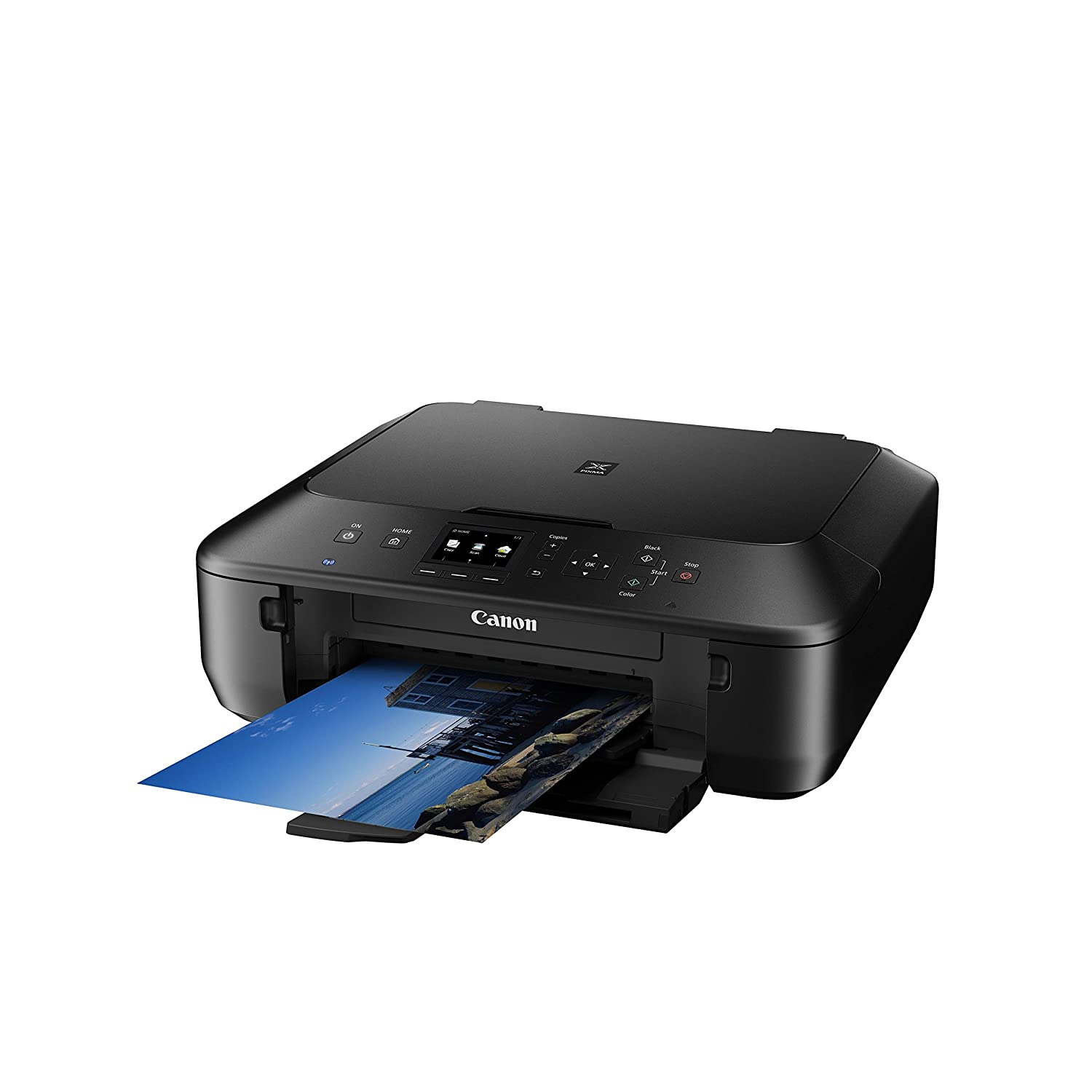 Color printouts in hyderabad - Amazon In Buy Canon Mg5670 Colour Wifi Multifunction Inkjet Printer Black Online At Low Prices In India Canon Reviews Ratings