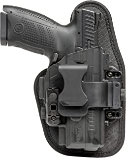 product image for Alien Gear holsters ShapeShift Appendix Holster for Concealed Carry - Custom Fit to Your Gun (Select Pistol Size) - Right or Left Hand - Adjustable Retention - Made in The USA