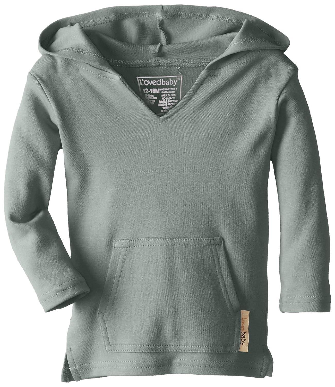 1eb188e4f5 Amazon.com  L ovedbaby Unisex Baby Organic Hoodie  Clothing