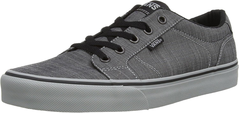 B00KY9PKVG Vans Men's Bishop Textile Ankle-High Canvas Fashion Sneaker 814-k1AgyaL