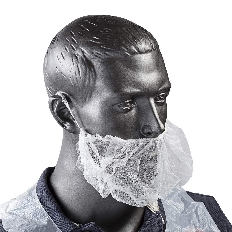 Royal White Latex Free Polypropylene Beard Protector, Package of 100