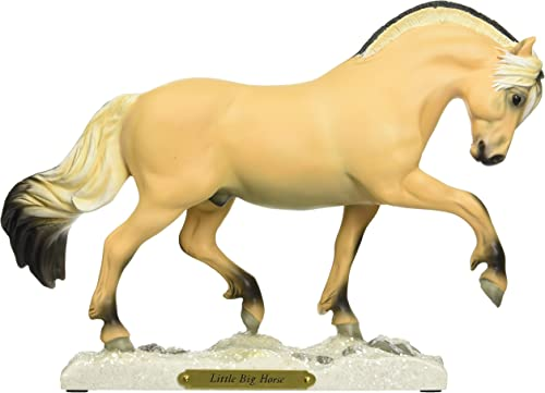 Enesco Trail of Painted Ponies Little Big Horse Stone Resin Horse Figurine, 7.5