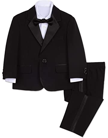 aa00c47d42894 Nautica Boys  Tuxedo Set with Jacket