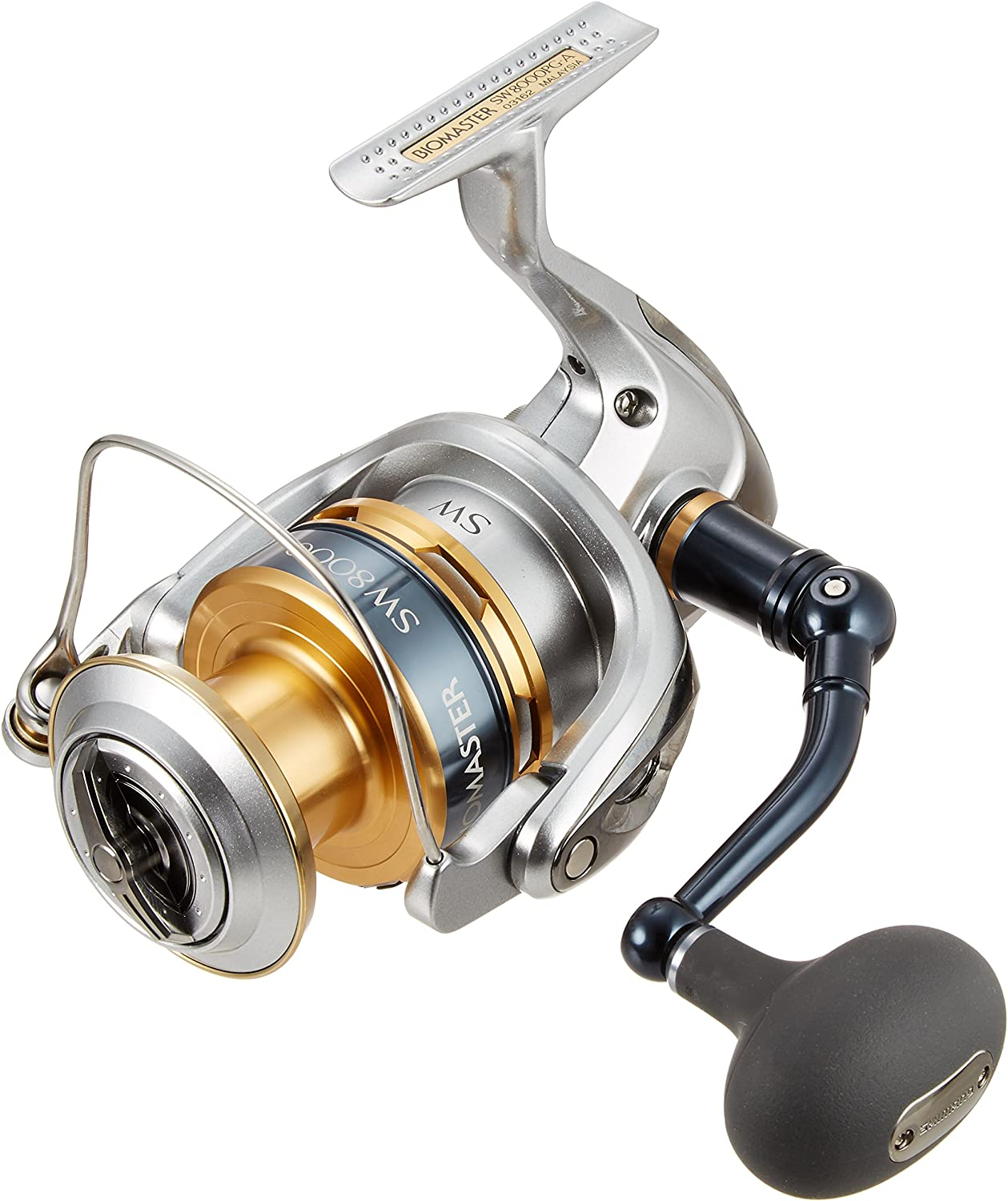SHIMANO NEW 13 BIOMASTER SW 8000PG Spinning fishing reel