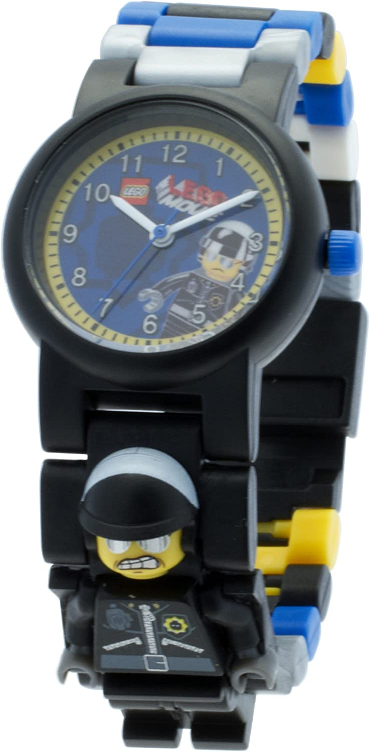 LEGO Kids' LEGO Movie Plastic Minifigure Link Watch