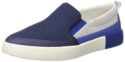 Bikkembergs Hombre Slip On Azul Size: 41 EU pfeF9yLKjX
