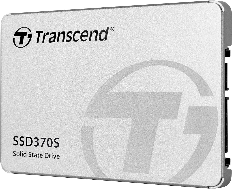 Transcend SSD370S - Disco duro sólido de 256 GB (SATA III, MLC ...