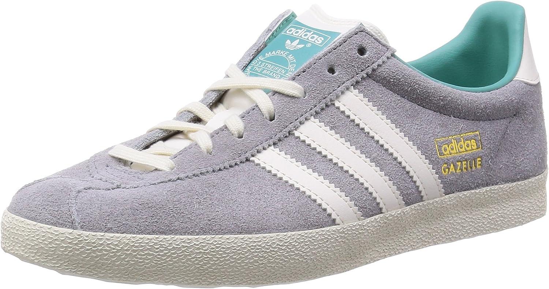 canción Gestionar El diseño  adidas - Gazelle OG Womens Trainers - Light Onix/White (UK 7 / EU 40 2/3 /  US 8.5): Amazon.co.uk: Shoes & Bags
