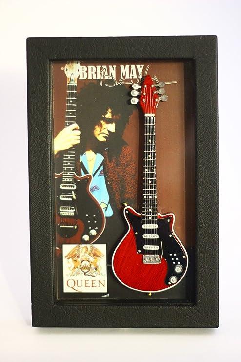 RGM8818 Brian May Queen Colección de guitarra en miniatura en el ...