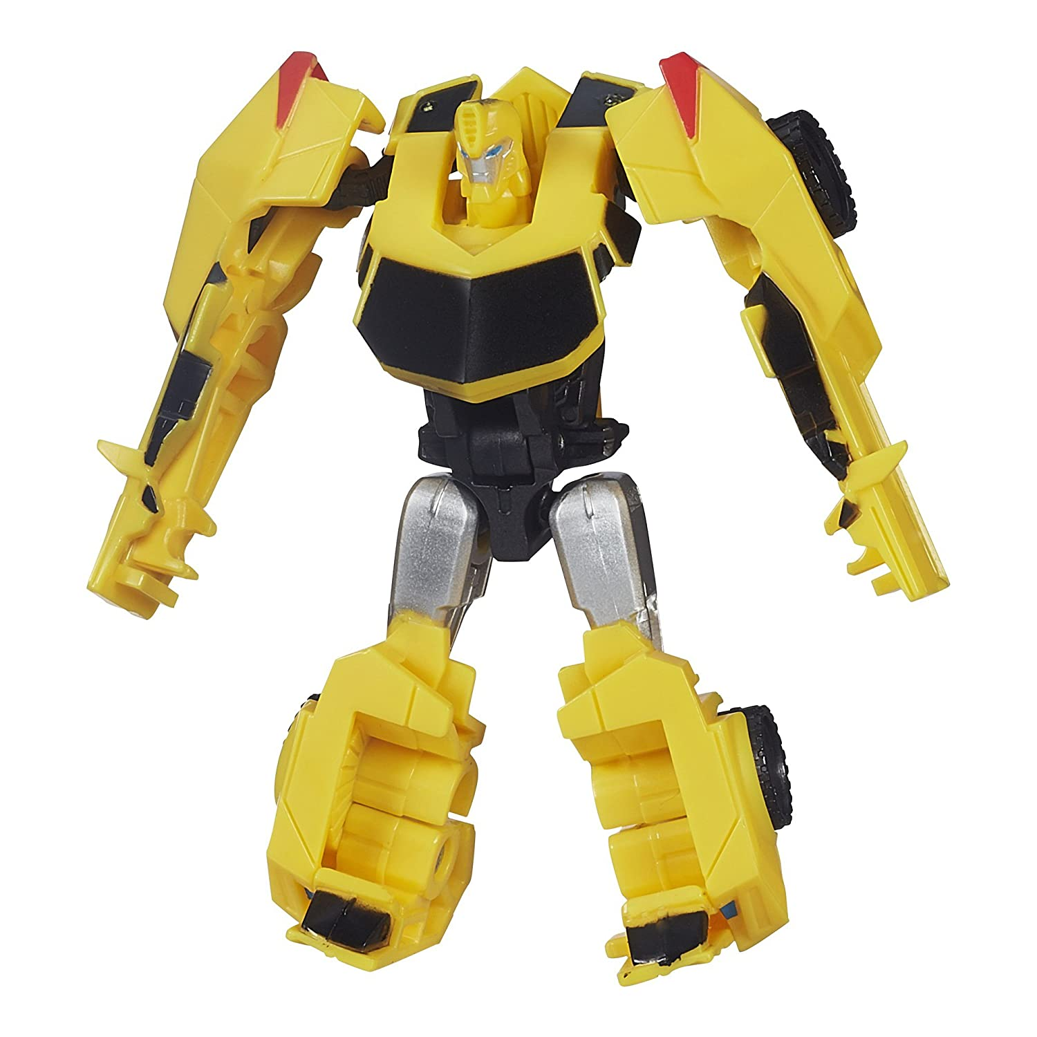 Transformers Robots in Disguise Legion Class Bumblebee Figure Hasbro B0891AS0