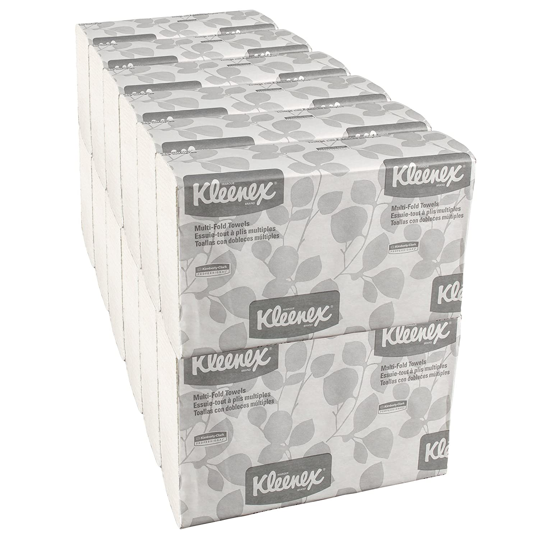 Amazon.com: Kleenex Multifold Paper Towels (02046), 2 Case: Home & Kitchen