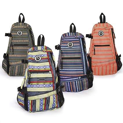 877696682063 Aurorae Yoga Mat Bag. Multi Purpose Cross-Body Sling Back Pack. Mat Sold  Separately.