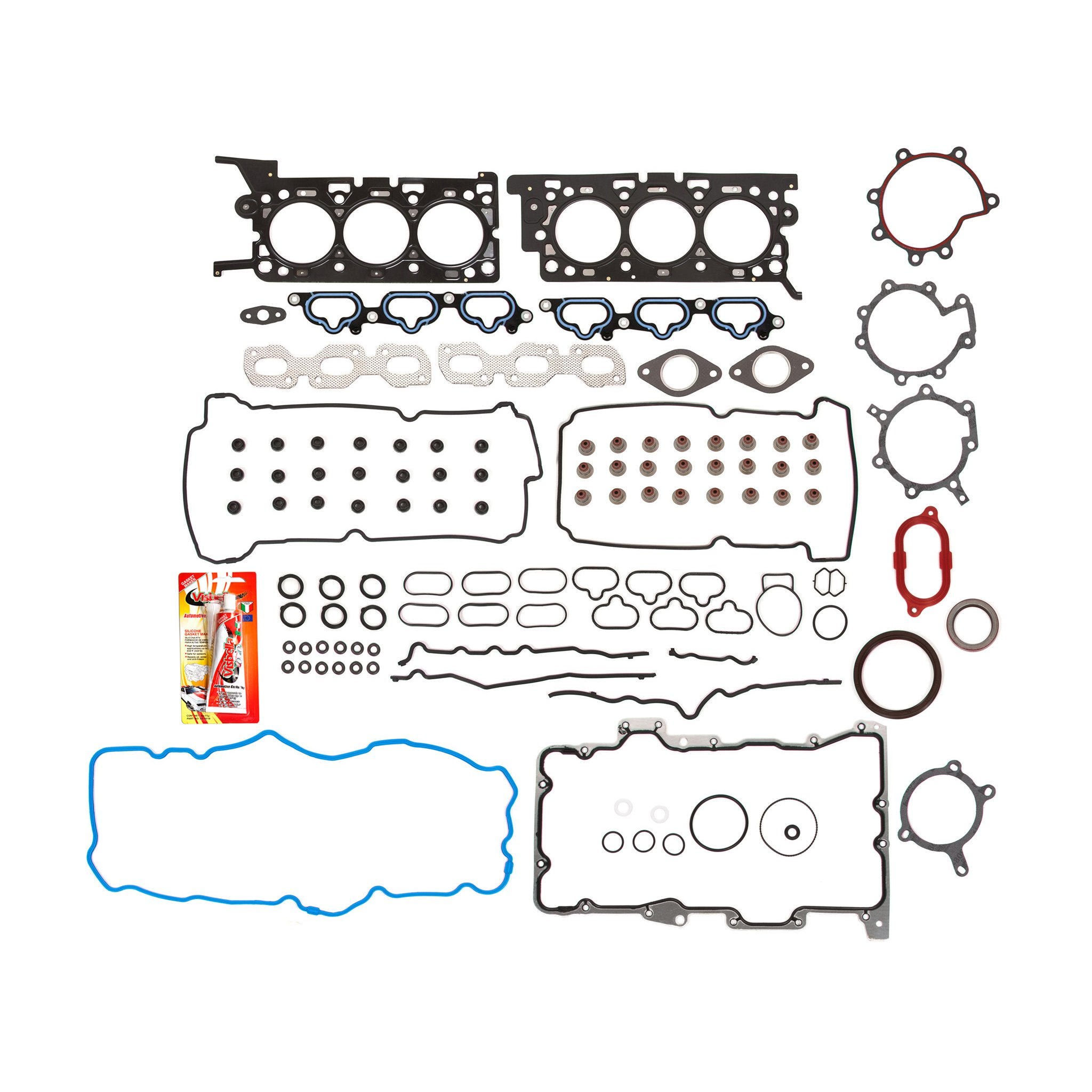 01-03 Mazda Tribute Ford Escape 3.0 DOHC 24V DURATEC 1 / AJ Full Gasket Set by Domestic Gaskets