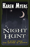Night Hunt - A Virginian in Elfland (The Hounds of Annwn short stories Book 3)
