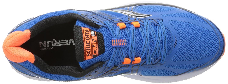2dacbb7d8f77 Saucony Men s Omni 15 Running Shoes  Amazon.co.uk  Shoes   Bags