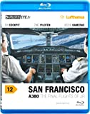 PilotsEYE.tv | SAN FRANCISCO A380 |:| Blu-ray Disc® |:| Cockpitflug LUFTHANSA | Airbus A380 | The final flights of JR | Bonus: Toulouse Simulator