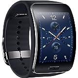 Amazon.com: Samsung Gear S Smartwatch, Black 4GB (AT&T)