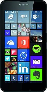 Microsoft Lumia 640 Dual SIM-Free Smartphone, [Importado de UK ...