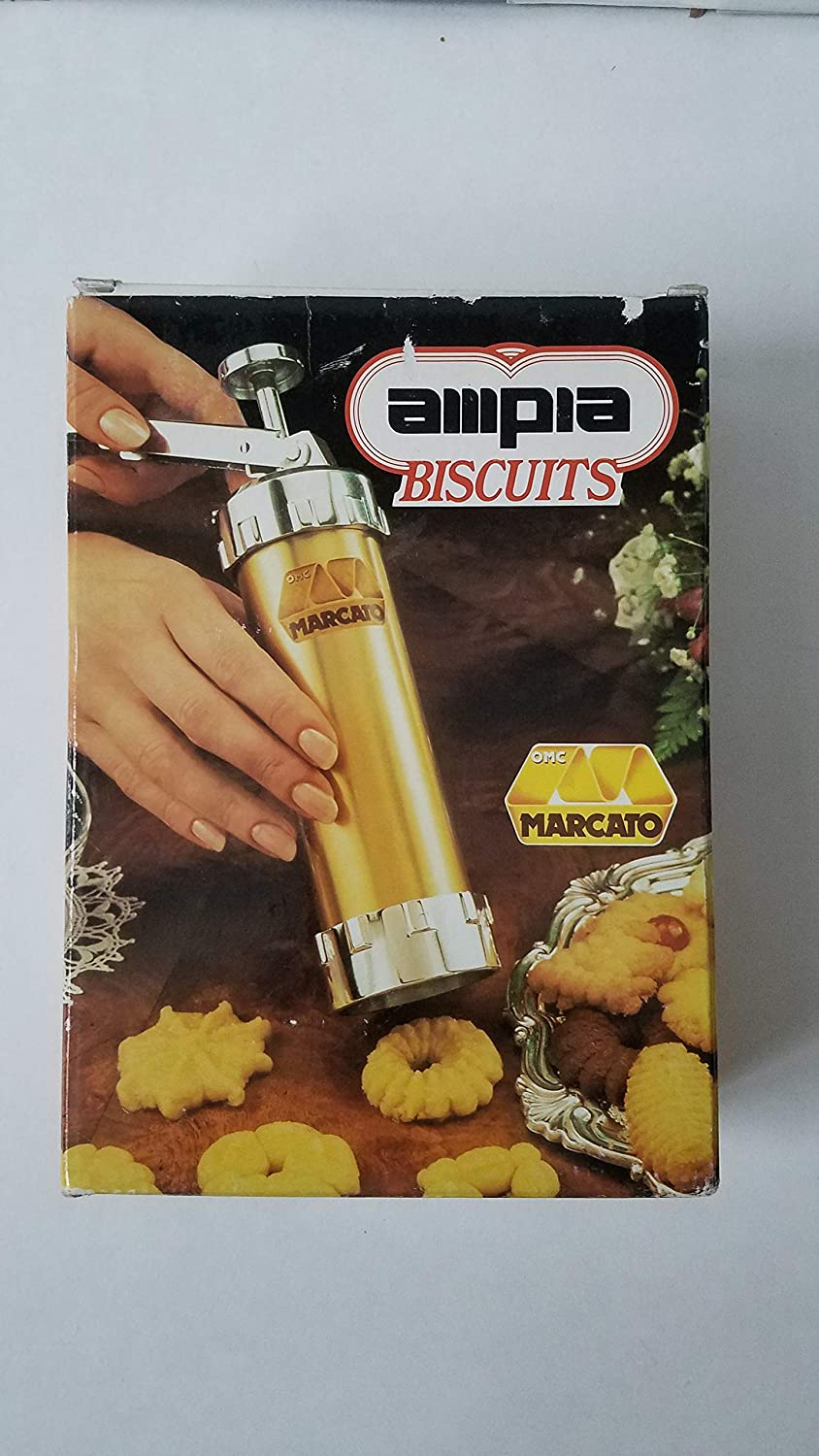 Atlas Biscuits or Cookie Press MARCATO 8306