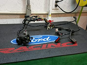 2000 mustang wiring harness amazon com 1999 2004 fits ford mustang right passenger door 2000 mustang v6 wiring harness fits ford mustang right passenger door