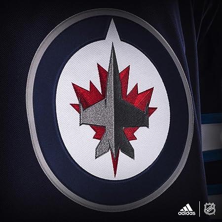 Amazon.com   Winnipeg Jets Adidas NHL Men s Climalite Authentic Team Hockey  Jersey   Sports   Outdoors be7140f2e