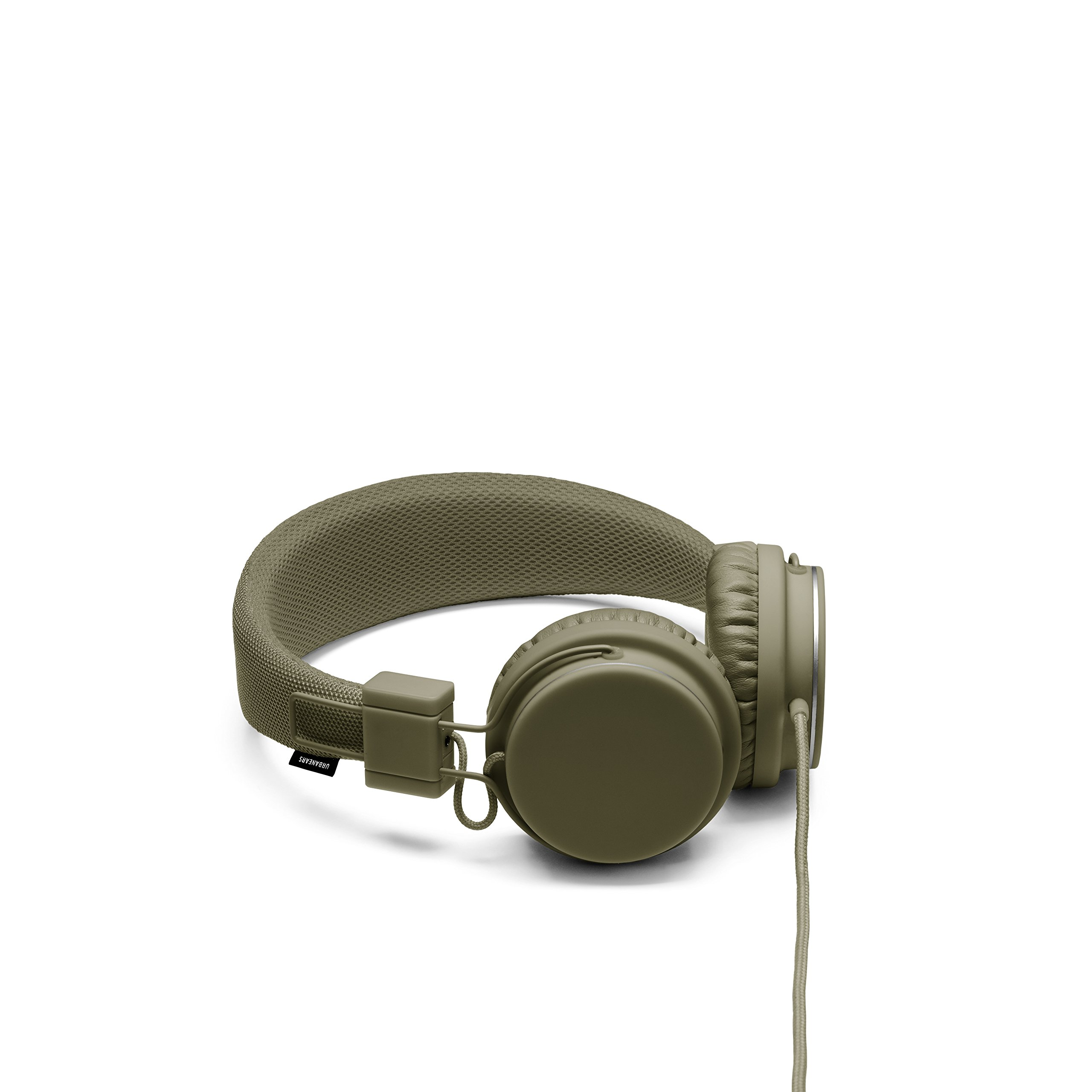 Urbanears Plattan On-Ear Headphones, Moss (4090849) by UrbanEars