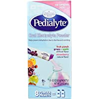 Pedialyte Oral Electrolyte Maintenance Powder Variety Pack -- 8 Packets by Pedialyte