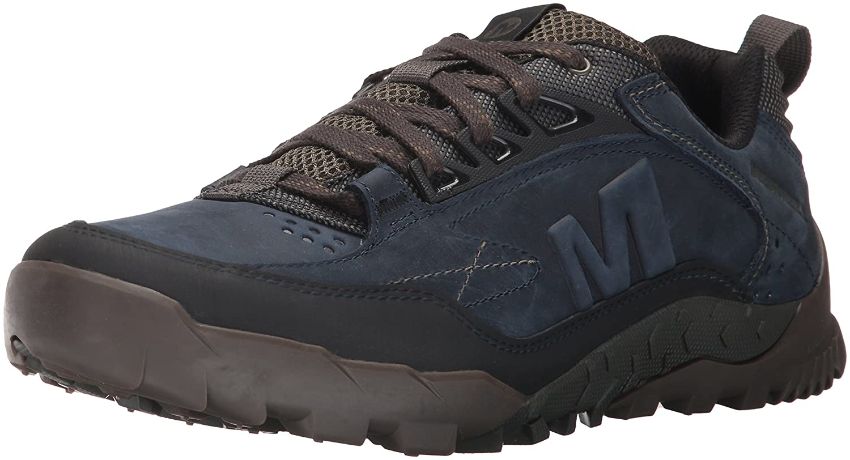 Bleu (Sodalite) Merrell Annex Trak Low, Chaussures de Randonnée Basses Homme 46 EU