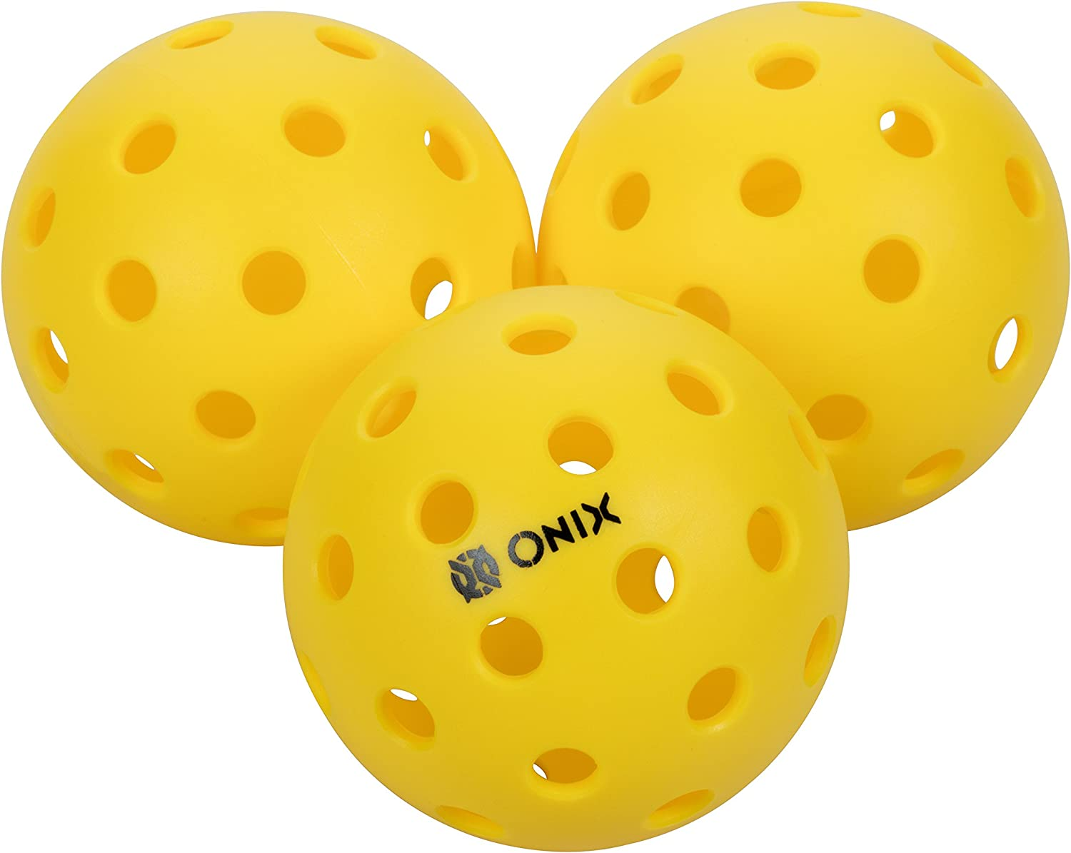 Onix Pure 2 Outdoor Pickleball Balls Specifically Designed and Optimized for Pickleball : Sports & Outdoors