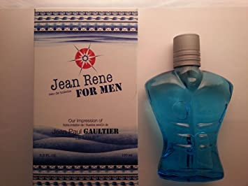Jean rene for Men spray Cologne (impressions of Jean paul Gaultier Le Male)