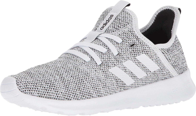 Blanc blanc noir adidas Femmes Cloudfoam Pure Chaussures Athlétiques Couleur Taille US 40 EU