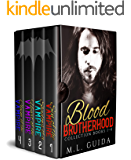Blood Brotherhood (Vampire Romance Series)
