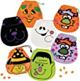 Drawstring Halloween Goody Bags : package of 72